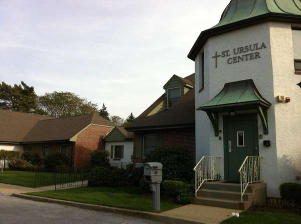 The St. Ursula Center in Blue Point on