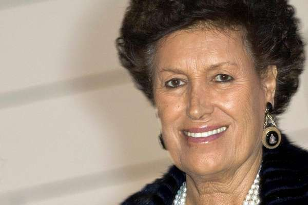 Rome pays tribute to Carla Fendi