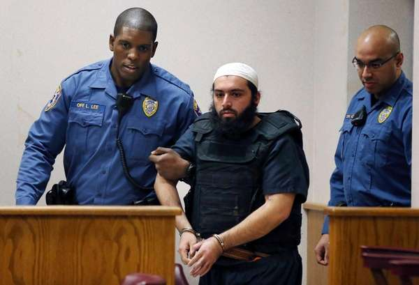 Lawyers for accused Chelsea bomber Ahmad Khan Rahimi,