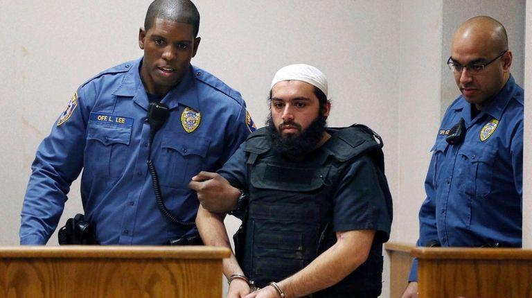 Lawyers for accused Chelsea bomber Ahmad Khan Rahimi,