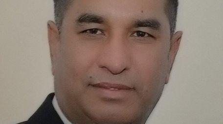 Malik Ali, of Kew Gardens, Queens, has been