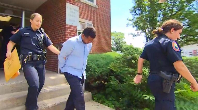 Nassau County Legis. Carrié Solages has been arrested