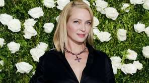 Uma Thurman headlines the Karlovy Vary International Film