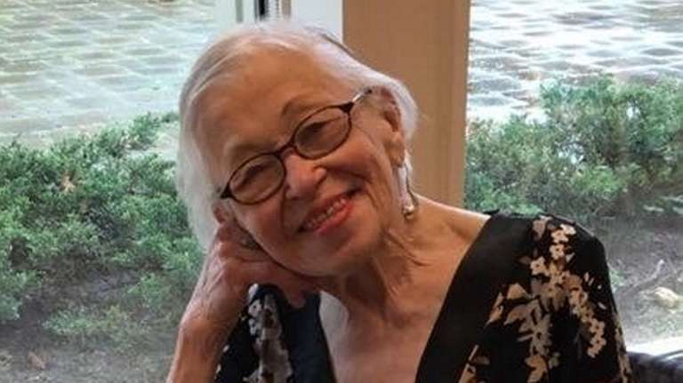 Miriam Brown, 86, of Sayville, died May 19,