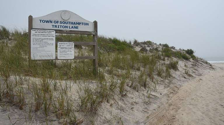 Hot Dog Beach, aka William Swan Beach, and