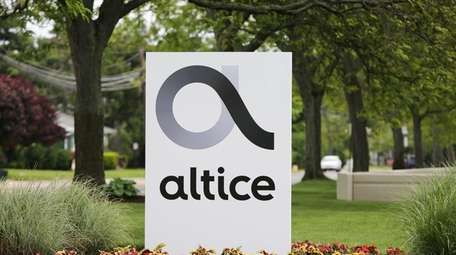 Altice USA said in a statement that Walt
