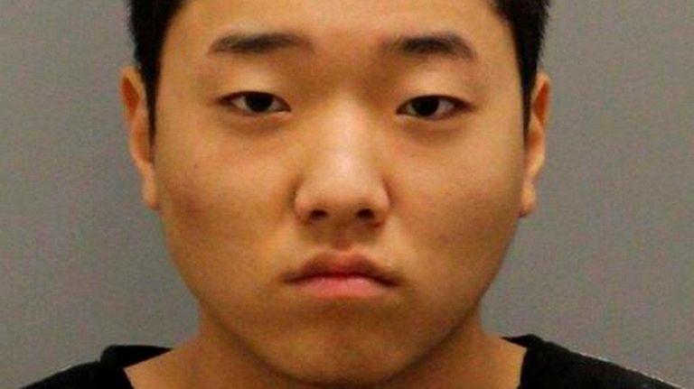 Brian P. Napolitano, 19, of Cedarhurst, was arrested