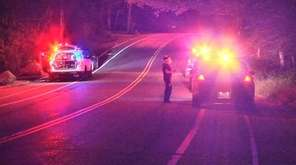 Suffolk police respond to Smith Road in Ridge