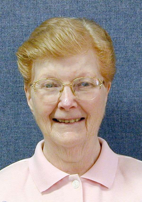 Sister Mary Adrian O'Connor, who was also a