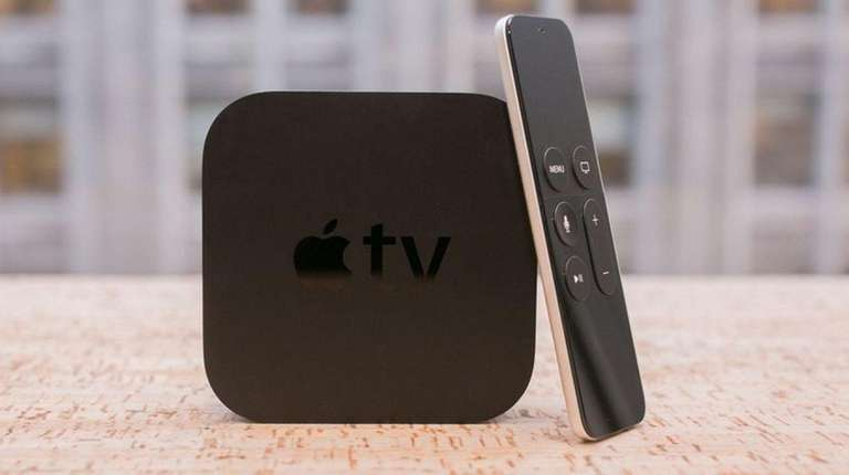 Apple TV's speed, interface and remote make it