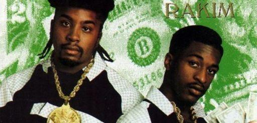 A reissue of Eric B. & Rakim's