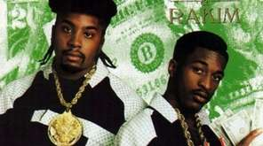A reissue of Eric B. & Rakim's