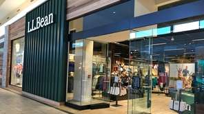 L.L. Bean, the Maine-based retailer, opened its first