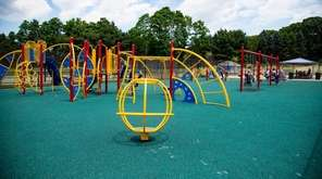 The $3.55 million Sweet Hollow Park project includes