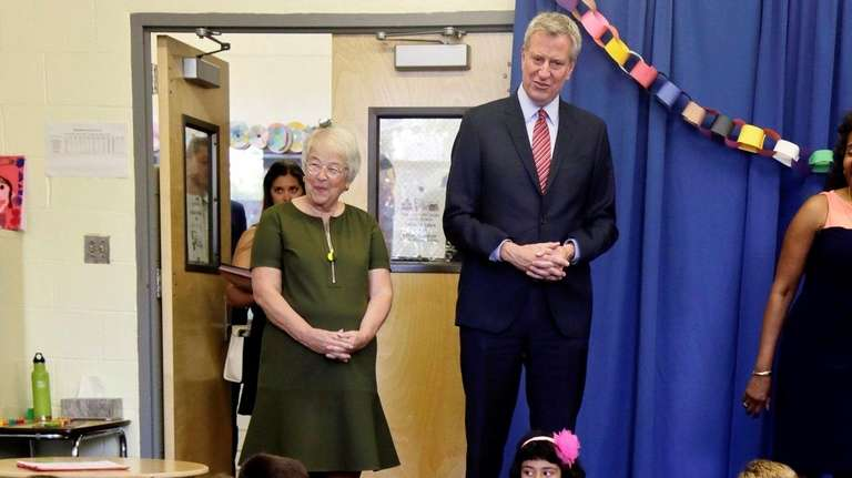 Chancellor of the New York City Department of