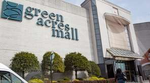 Green Acres Mall in Valley Stream.