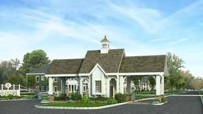 The condo complex in Yaphank will be on