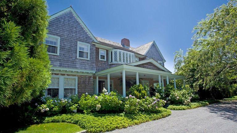 Grey Gardens in East Hampton was featured in