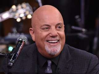 Billy Joel received a belated diploma from Hicksville
