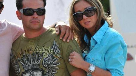 Jon Gosselin and his girlfriend, Hailey Glassman, 22,