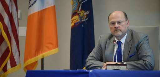 MTA Chairman Joseph Lhota has returned to run