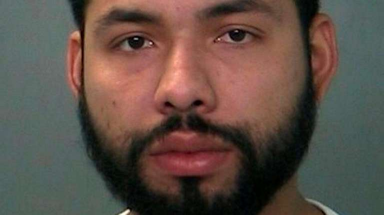Suffolk County police arrested Juan Fuentes, 27, of