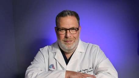 Dr. Scott Ingber, medical director at Mount Sinai