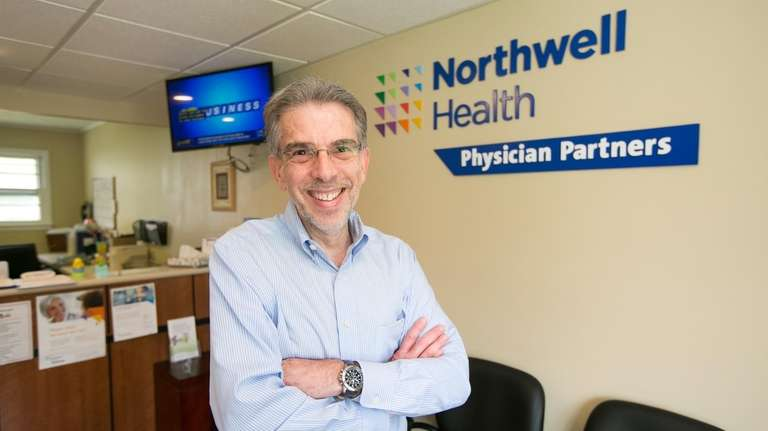 Dr. Eric C. Last, who joined Northwell Health