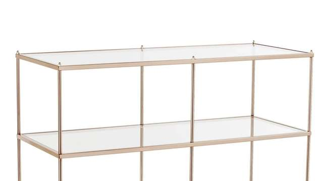 The Benton Console Table ($199.49 at target.com) has