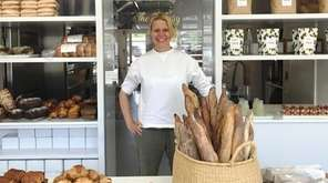 Carissa Waechter has expanded her bread line to