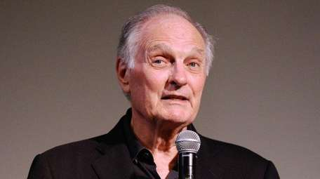 Actor Alan Alda comes to Cinema Arts Centre