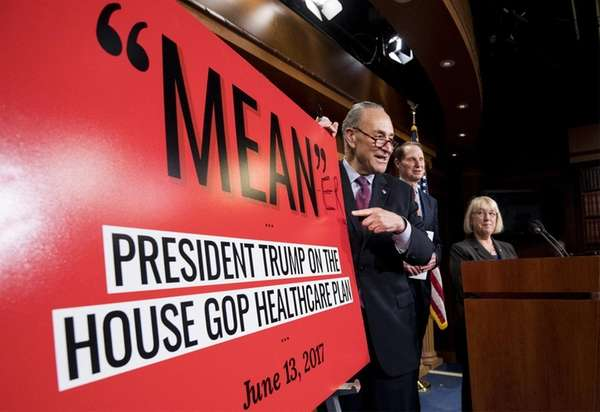 Senate GOP health care bill vote: The whip count