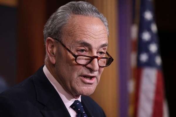 Schumer calls on FDA to regulate 'snortable chocolate'