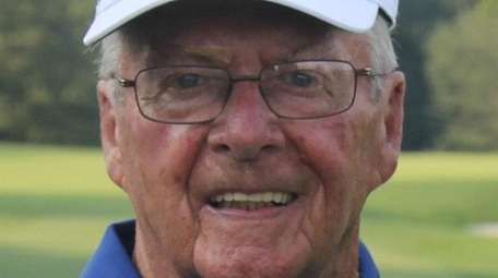 Tommy Kuhn, a fixture on the local golf