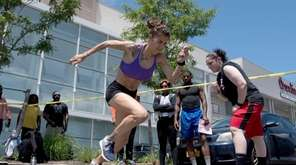 Brooklyn resident Emily Rosario competes at the 24