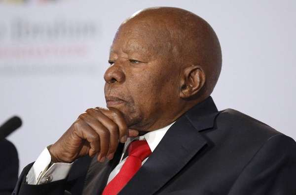 World Botswana's Second President Sir Ketumile Masire is Dead