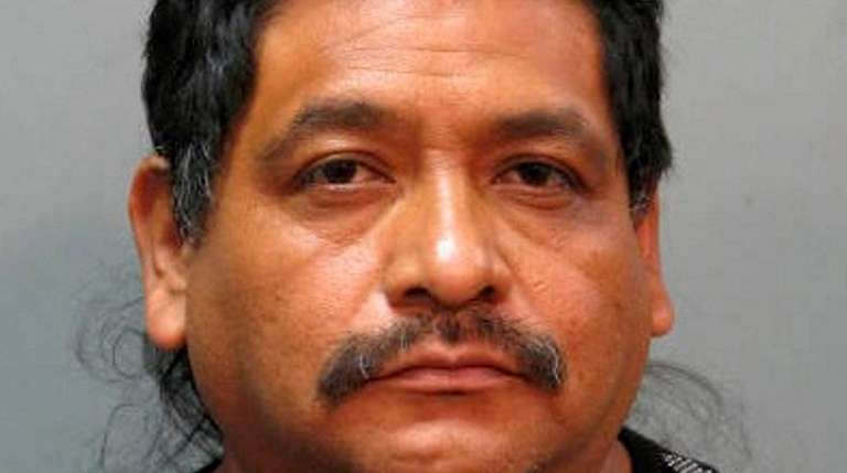 Pedro Huerta Garcia, 45, was charged with driving