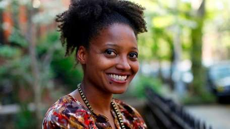 Pulitzer Prize winner Tracy K. Smith has been