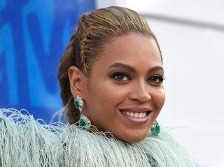 Beyoncé arrives at the MTV Video Music Awards