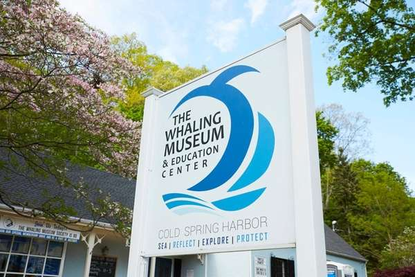 The Cold Spring Harbor Whaling Museum on May