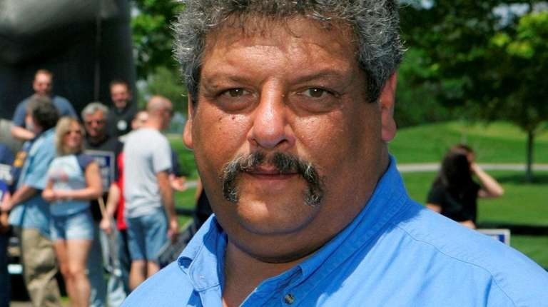 Vito Dagnello, the retired head of Suffolk's correction