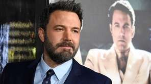 Ben Affleck on Jan. 9, 2017