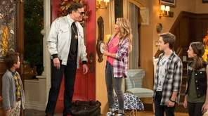 Bob Saget, Candace Cameron Bure and other actors