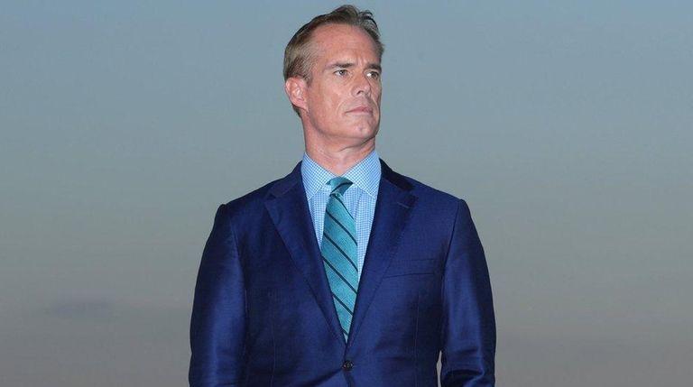 Fox Sports announcer Joe Buckafter the final round