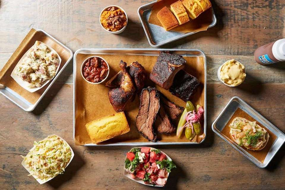 Old Fields Barbecue (15 New St., Huntington): The