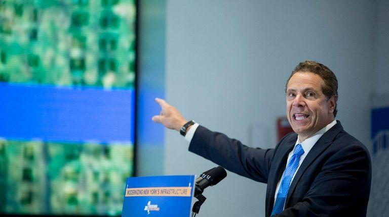 Gov. Andrew M. Cuomo on June 19, 2017.