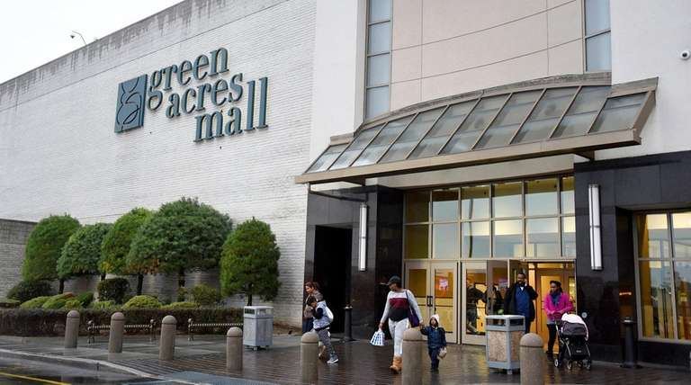 Green Acres Mall in Valley Stream on Thursday,
