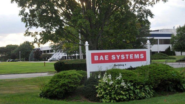 BAE Systems' unit in Greenlawn.