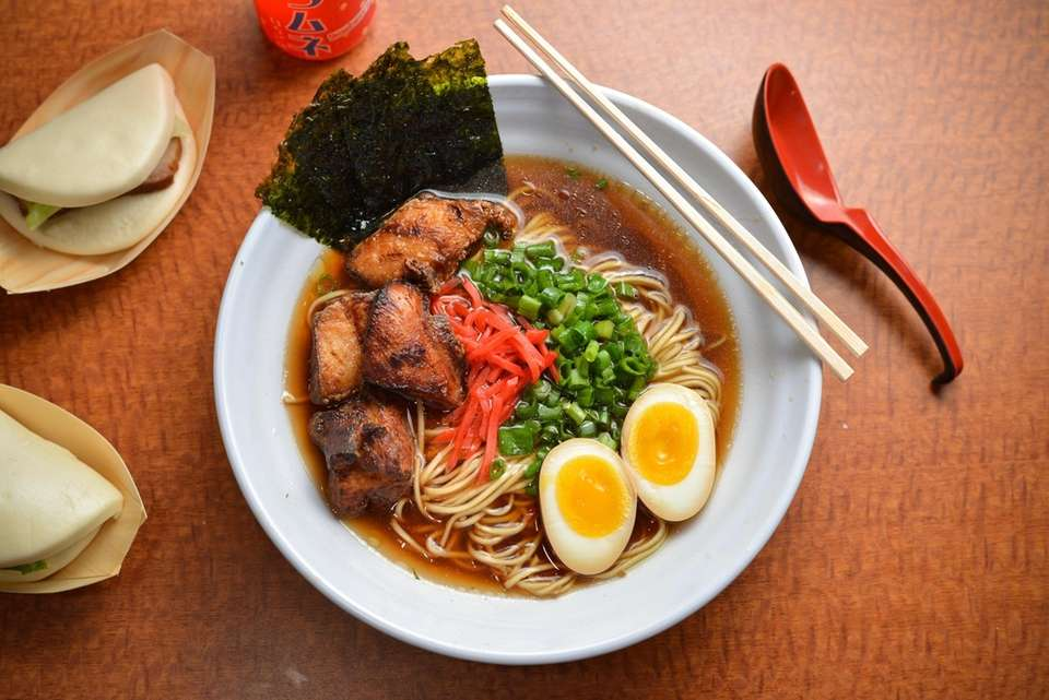 Slurp Ramen (109 West Broadway, Port Jefferson): Chef