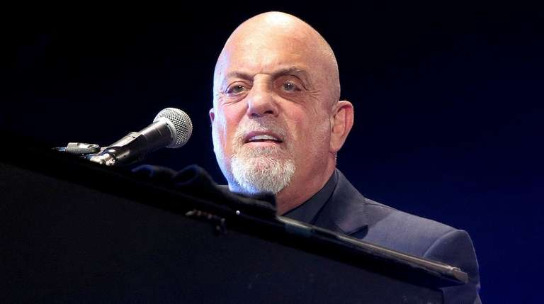 Billy Joel is one of the subjects of